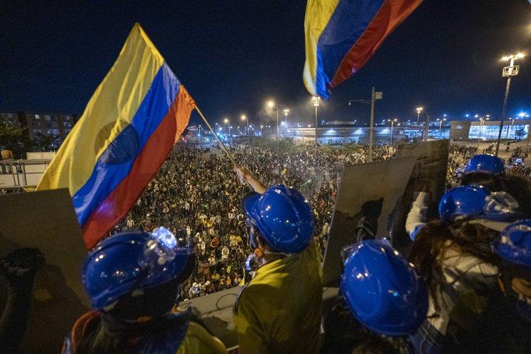 Comité del Paro convoca a nuevas manifestaciones este 28 de septiembre